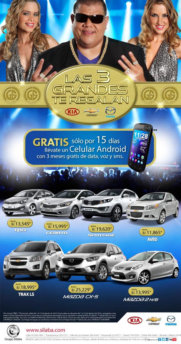 Grupo Silaba Autos Nuevos En Panama